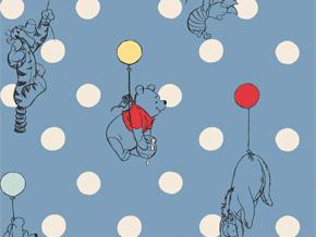 Blue Spot Balloon
