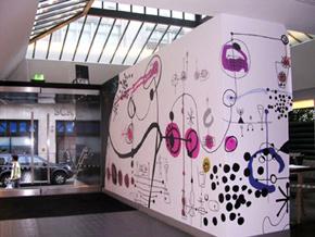 Conran Interiors Bar & Restaurant Space Innovation Wallcoverings 02