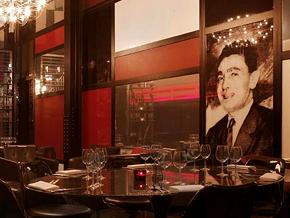 Conran Interiors Bar & Restaurant Space Innovation Wallcoverings 04