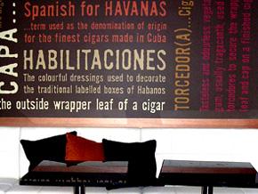 Conran Interiors Bar & Restaurant Space Innovation Wallcoverings 06