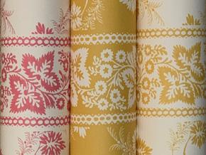 Mond Designs Wallpaper Wilcot Fern Stripe