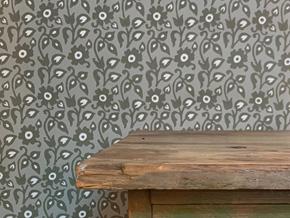 Mond Designs Wallpaper Florette Tobacco