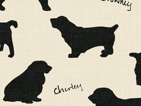 HACKETT KIDS CHARLEY & BROWNEY WALLPAPER 01