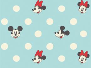Mickey & Minnie Spot
