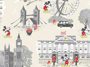 Mickey in London