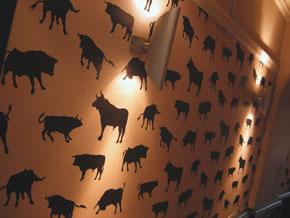 Mitchells Butlers - Bull Bush Wallpaper