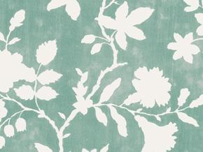 Mond Designs Wallpaper Wilcot Floral Trail Jade