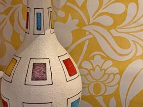 Mond Designs Wallpaper Pomegranate Glow