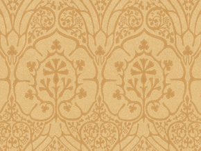 Secret Service_Sandersons_Voysey Wallpaper