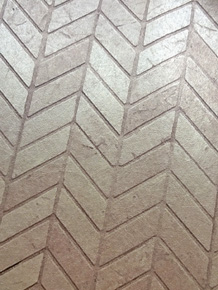 CHEVRON WALLCOVERING 02